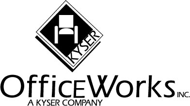 Kyser OfficeWorks. Inc. logo